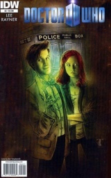 Eleventh Doctor Adventures 02 Ripper's curse (3) - obrázek