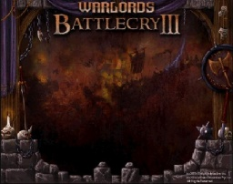 vchod do WB warlords Battlecry