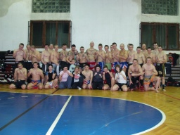 Muay Thai camp Nečtiny