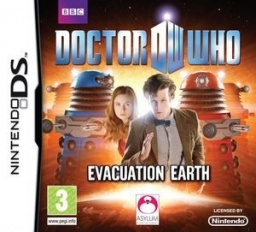 Doctor Who Evacuation Earth (Nintendo DS) - obrázek
